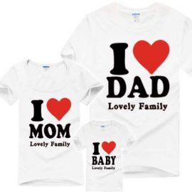 ANAGD08: Đồng phục – Áo gia đình (Lovely Family)