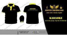 ĐPNH02: Đồng phục – ÁO KARAOKE  (COFFEE THƯỢNG HẢI)