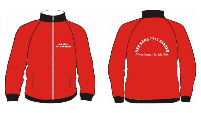 ADPAG50:đồng phục – áo gió