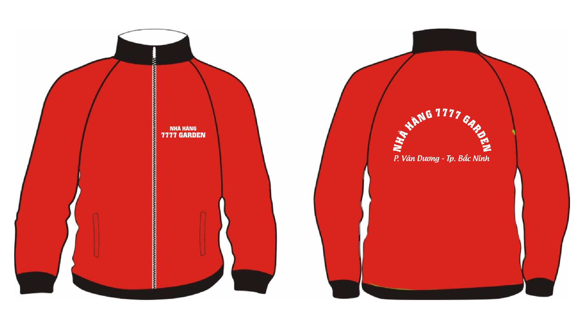 ADPAG50:đồng phục – áo gió0