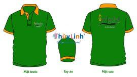 AĐPBH14: Đồng phục bán hàng (Gạo Ngọc Linh)
