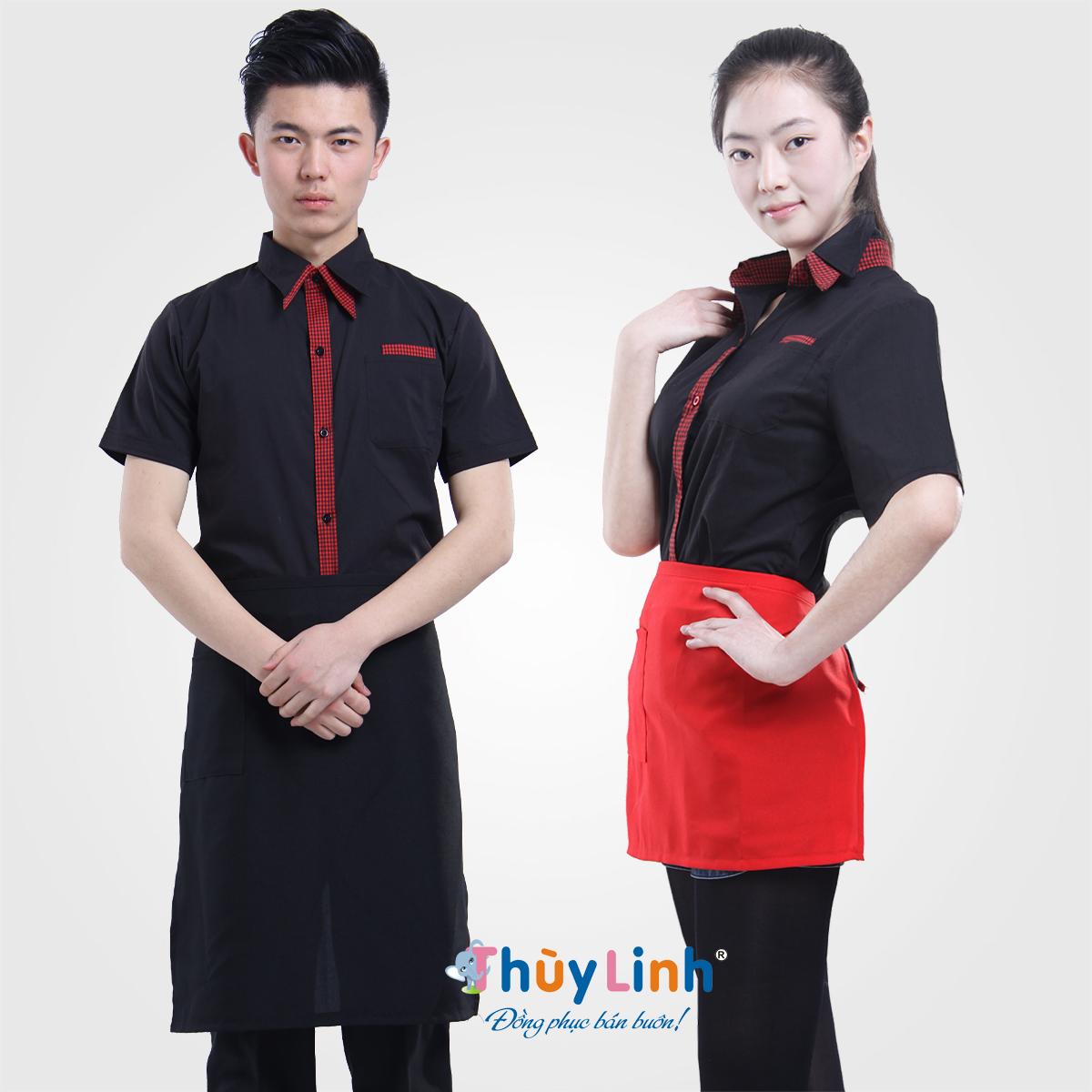 Đồng phục nhân viên quán cafe - Xây dựng sự chuyên nghiệp