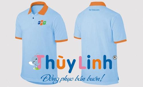 Đơn vị in áo đồng phục rẻ nhất Hà Nội, cam kết chất lượng