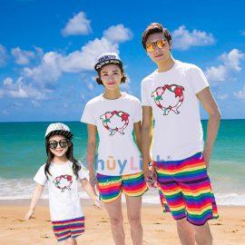 ĐB49 – Bộ đồ đi biển cho gia đình, nhóm, cặp đôi