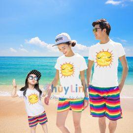 ĐB50 – Bộ đồ đi biển cho gia đình, nhóm, cặp đôi