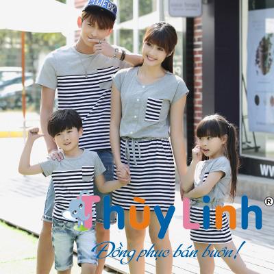 500 Mẫu áo gia đình ấn tượng, được thiết kế, lựa chọn nhiều nhất