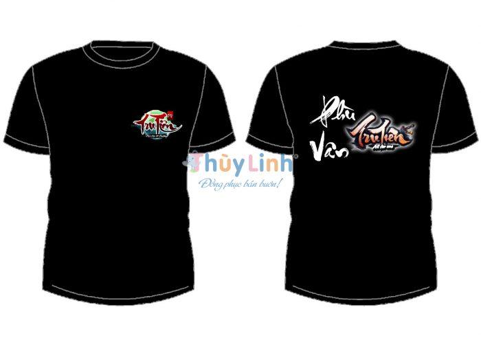 ACLB05: Đồng phục – In áo nhóm game Tru Tiên