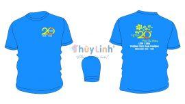 ACLB07: Đồng phục – In áo kỷ niệm ngày ra trường