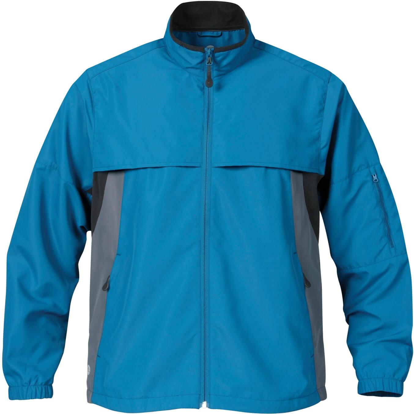 ADPAG53: Đồng phục áo gió xanh lá cây0