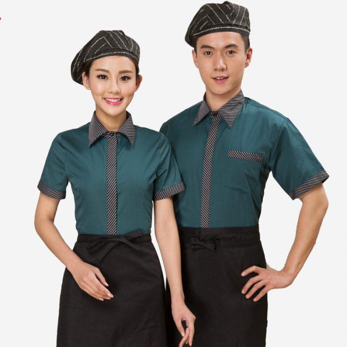 NH60: Đồng phục nhà hàng, quán cafe, spa, nail