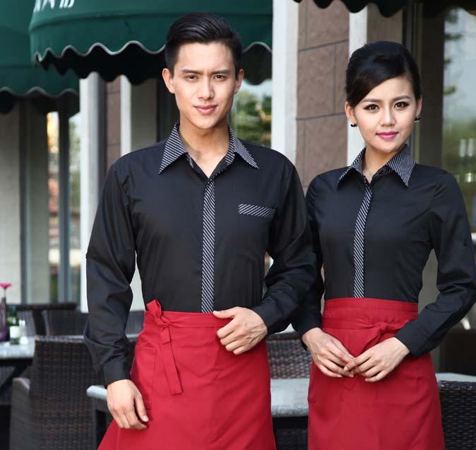 NH58: Đồng phục nhà hàng, quán cafe, spa, nail