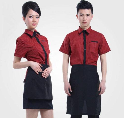 NH61: Đồng phục nhà hàng, quán cafe, spa, nail