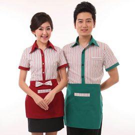 NH64: Đồng phục nhà hàng, quán cafe, spa, nail