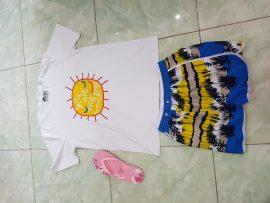 Đb 103 – quần áo đi biển