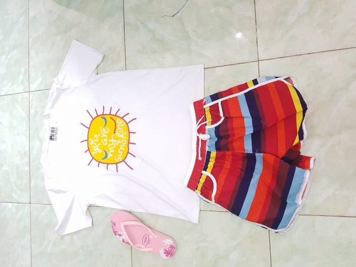 ĐB 102 – quần áo đi biển