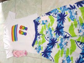 ĐB 97 – quần áo đi biển