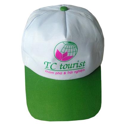 MĐP10: Đồng phục – MŨ CÔNG TY IC tourist0