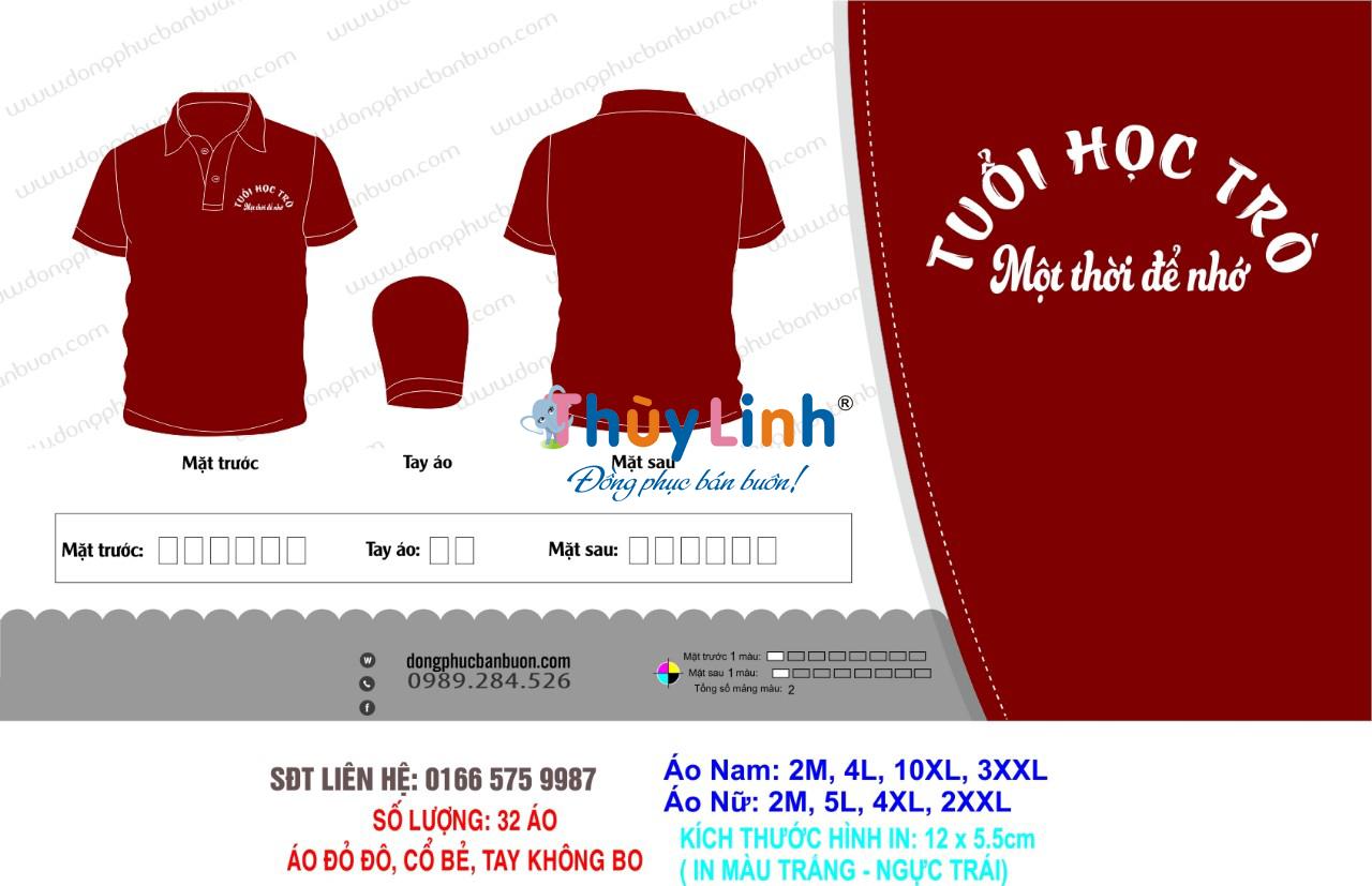 Cách chọn được đơn vị may áo thun đồng phục giá rẻ tại Hà Nội