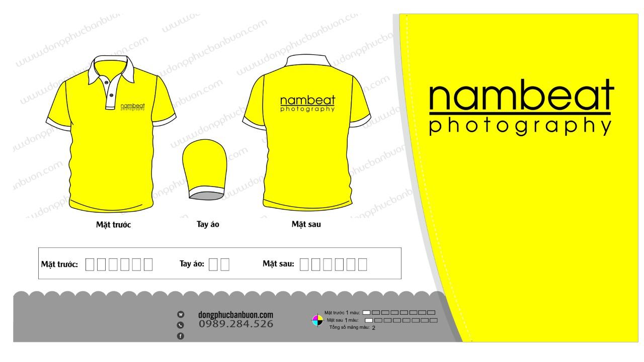 ĐPCT09: Đồng phục – Áo đồng phục công ty Nam Beat Photography0