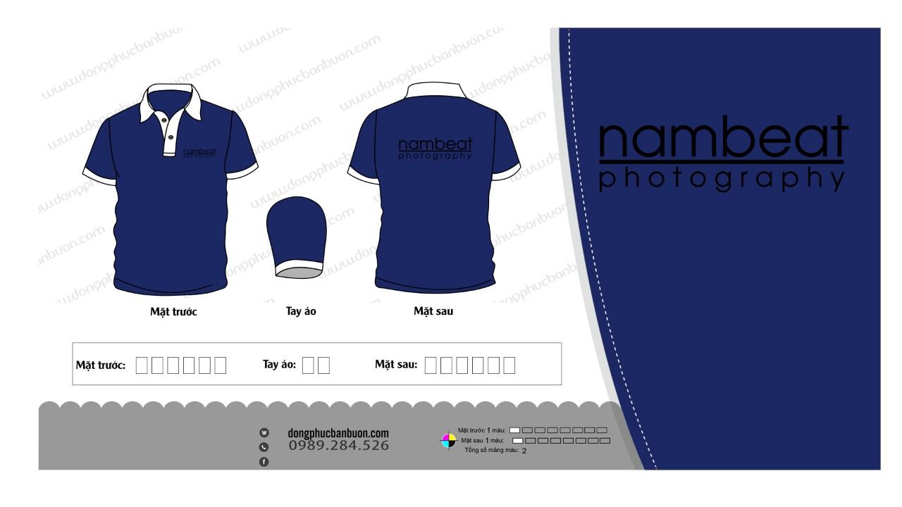ĐPCT09: Đồng phục – Áo đồng phục công ty Nam Beat Photography3