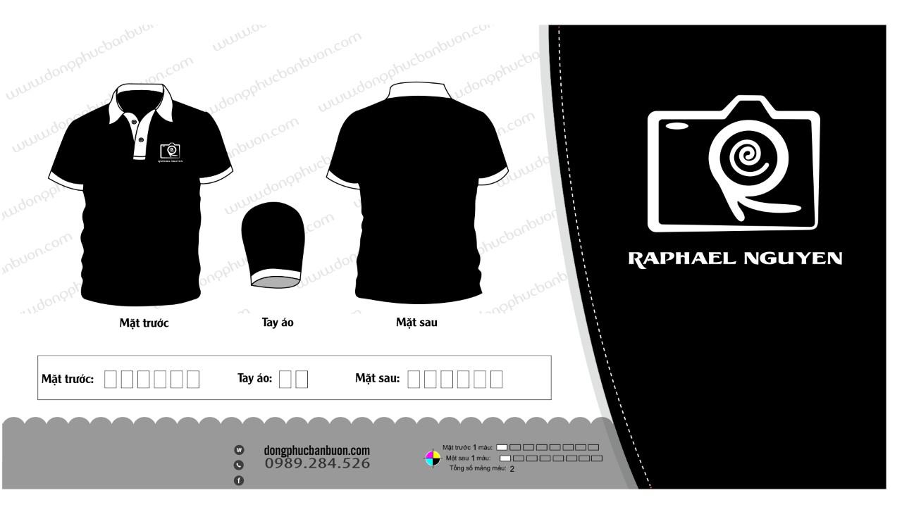ĐPCT12: Đồng phục – Áo đồng phục công ty Raphael Nguyen0