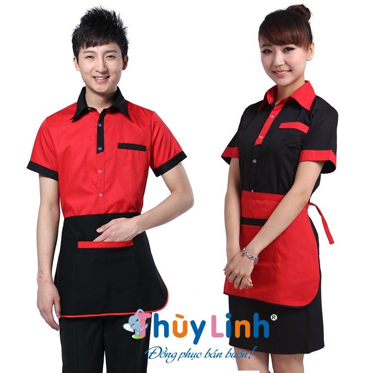 Tạo sự chuyên nghiệp và lịch sự với đồng phục tạp dề nhà hàng, quán ăn