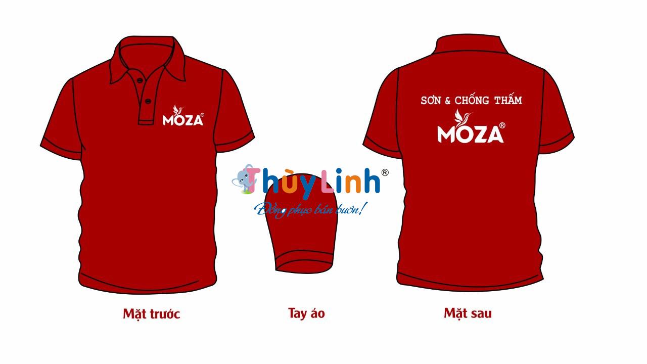 ĐPCT38: Đồng phục – ÁO CÔNG TY (Sơn Moza)0