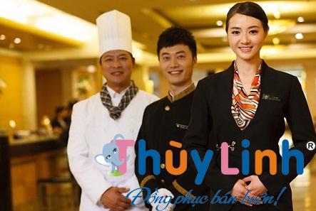 Vai trò của việc mặc đồng phục nhà hàng, khách sạn