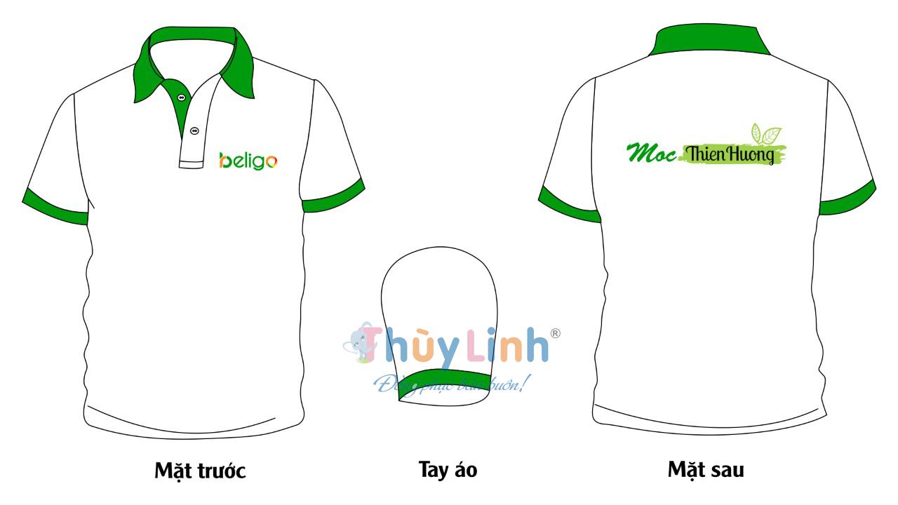 may áo phông đồng phục công ty