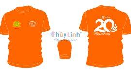ACLB09: Đồng phục – Nội dung: có thể thay đổi màu sắc áo và logo tùy chỉnh< hình ảnh mang tính minh họa>
