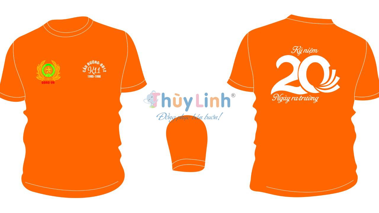 ACLB09: Đồng phục – Nội dung: có thể thay đổi màu sắc áo và logo tùy chỉnh< hình ảnh mang tính minh họa>0