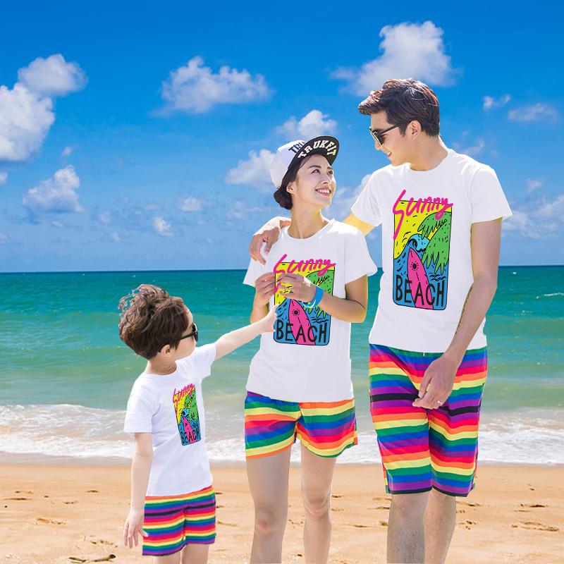 ĐB93 – Bộ đồ đi biển cho gia đình, nhóm, cặp đôi0
