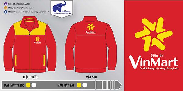 ADPAG60: Đồng phục áo gió2