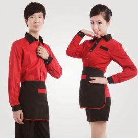NH62: Đồng phục nhà hàng, quán cafe, spa, nail