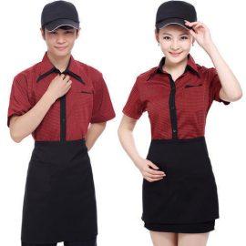 NH65: Đồng phục nhà hàng, quán cafe, spa, nail
