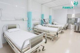 vỏ  ga giường bệnh viện 02